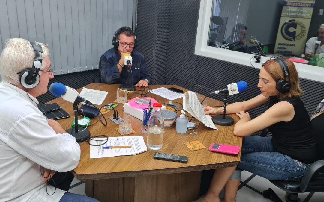 """Llega el domingo y, a las 12'00 en punto, """"Domingos Laicos"""", en Paradigma Radio"""