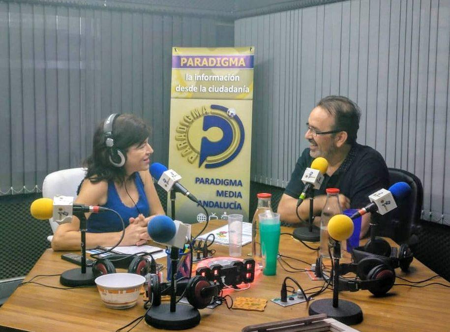 Nuevo ¡¿Qué tal, cómo estamos?!, ayer, en directo, en Paradigma Radio