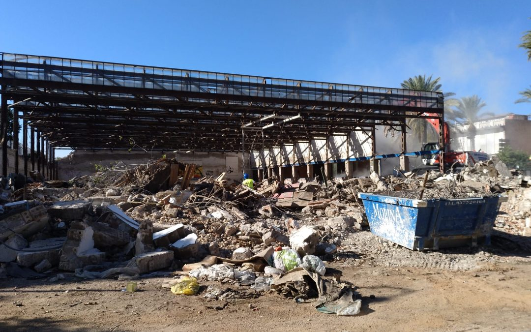 El Distrito Sur denuncia que el gobierno municipal no activa los proyectos pendientes