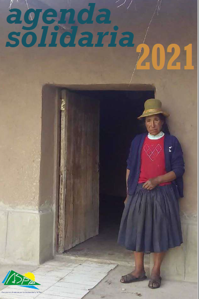 ASPA distribuye, a cambio de una donación de 10€, su Agenda Solidaria 2021.