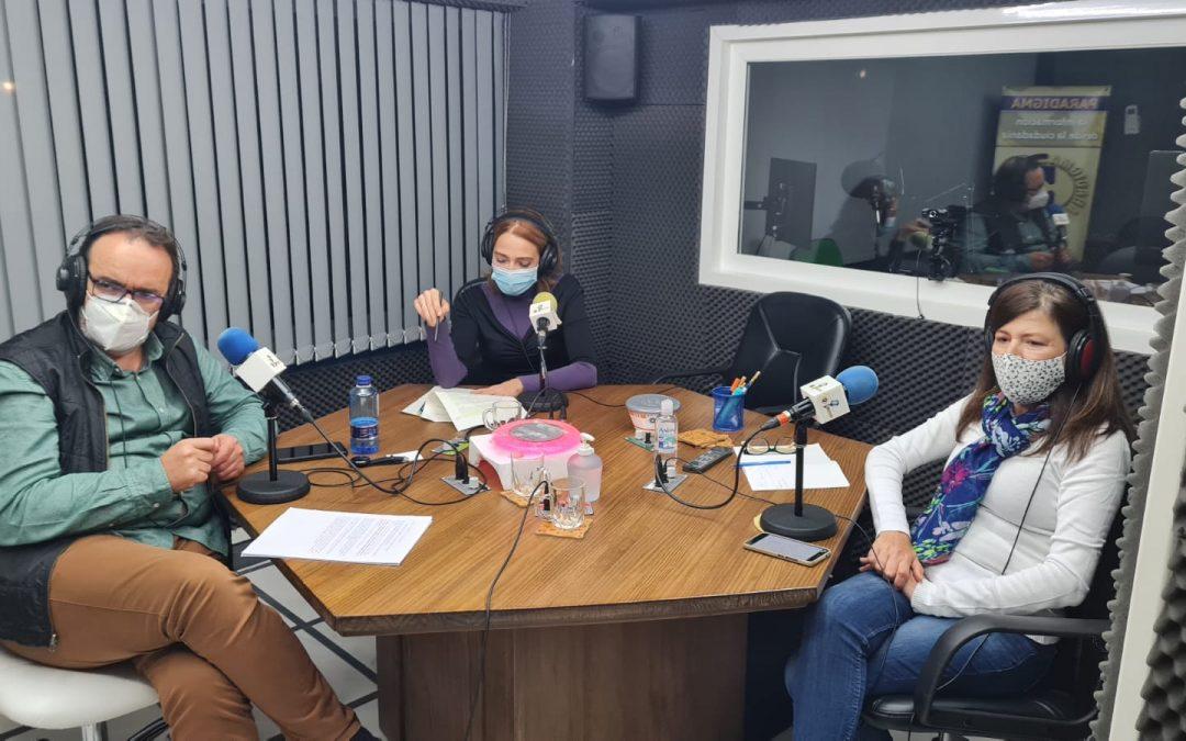 Ya está aquí el primer ¿Qué tal, cómo estamos? del año en Paradigma Radio con Inés Fontiveros y Enrique Rodríguez