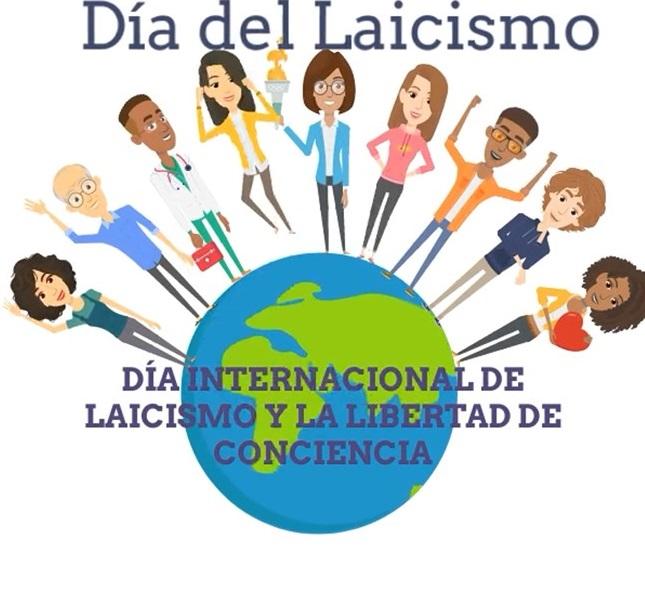 Hoy se celebra el Día Internacional del Laicismo y la Libertad de Conciencia.