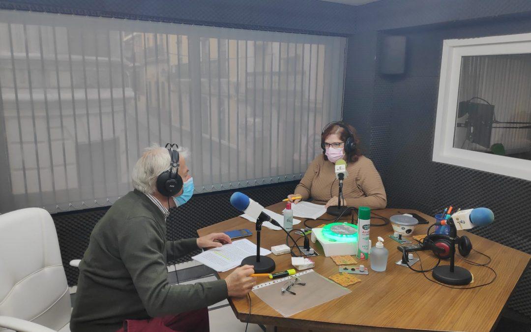 """Ayer tuvimos """"Los Domingos de Paradigma"""", en Paradigma Radio."""