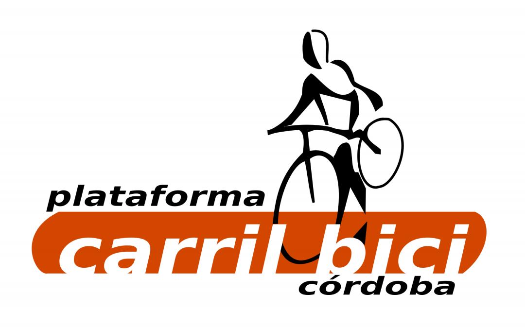 La Plataforma Carril Bici demanda al Área de Movilidad medidas de actuación en las Ciclocacalles de Córdoba.