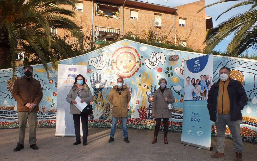 """AlZahara impulsa el Plan """"cooperativizar barrios"""" en Moreras y Guadalquivir"""