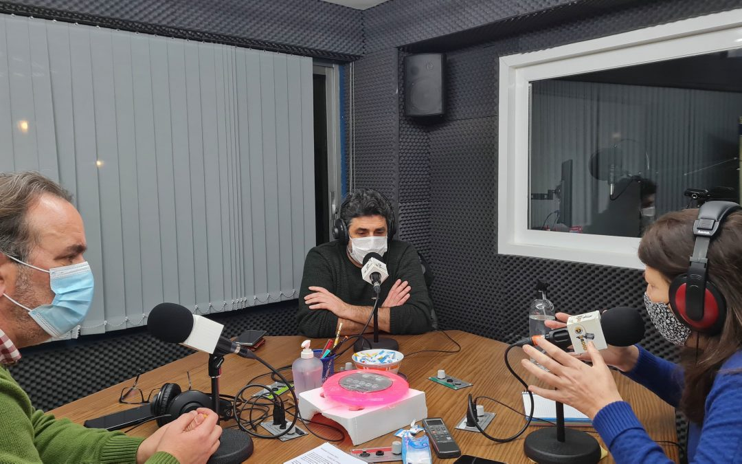 """Nuevo ¡¿Qué tal, cómo estamos?!"""" en Paradigma Radio. (21.01.2021)"""