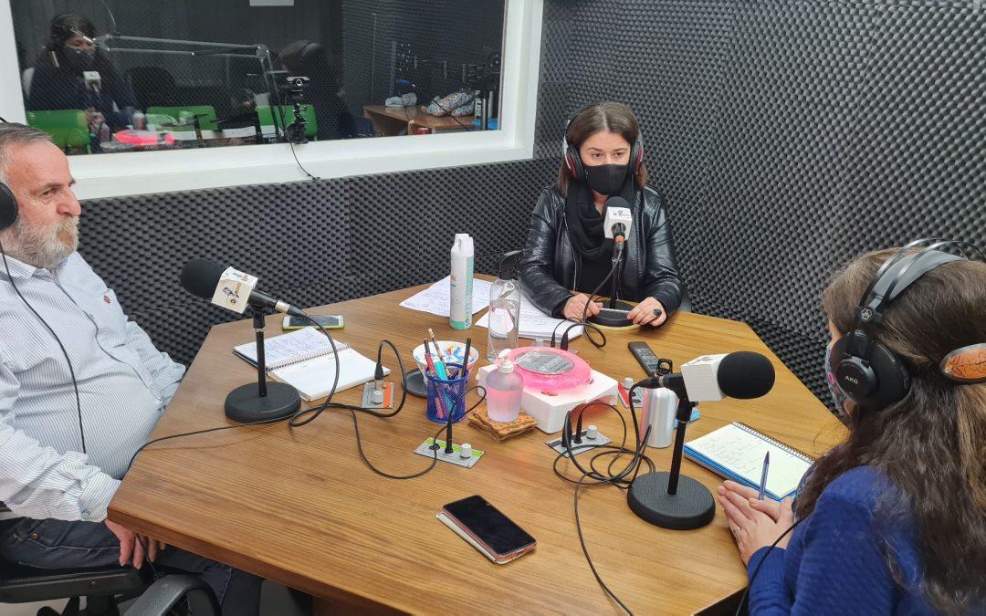 """Un nuevo Charlemos """"Stop Casas de Apuestas"""" en Paradigma Radio"""