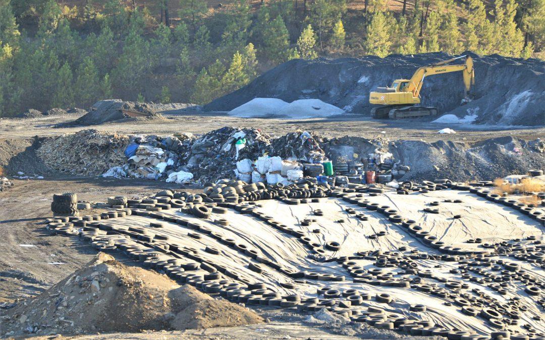 Ecologistas en Acción afirma que España necesita aplicar los principios de proximidad y suficiencia y no importar más residuos peligrosos para enterrarlos