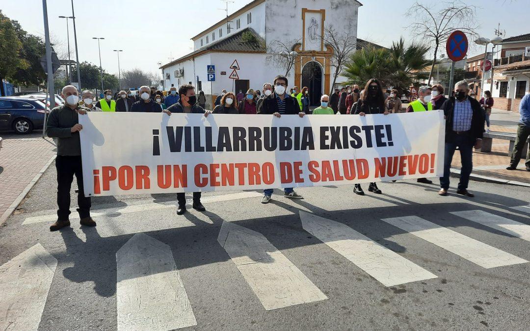 El Consejo de Distrito Villarrubia denuncia la situación de precariedad del centro de salud
