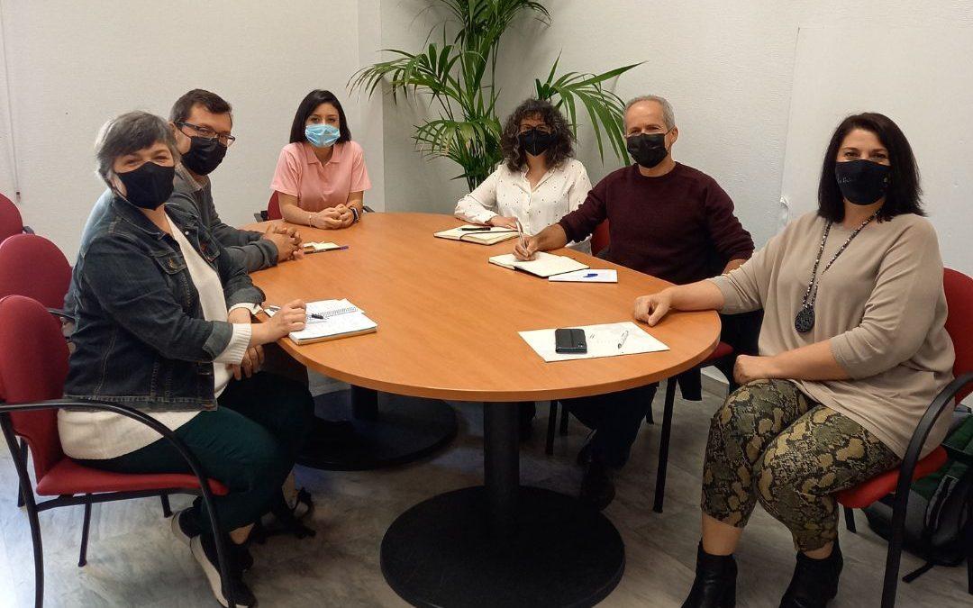 Al-Zahara, Servicios Sociales e Imgema acuerdan plan por el derecho a la alimentación sostenible