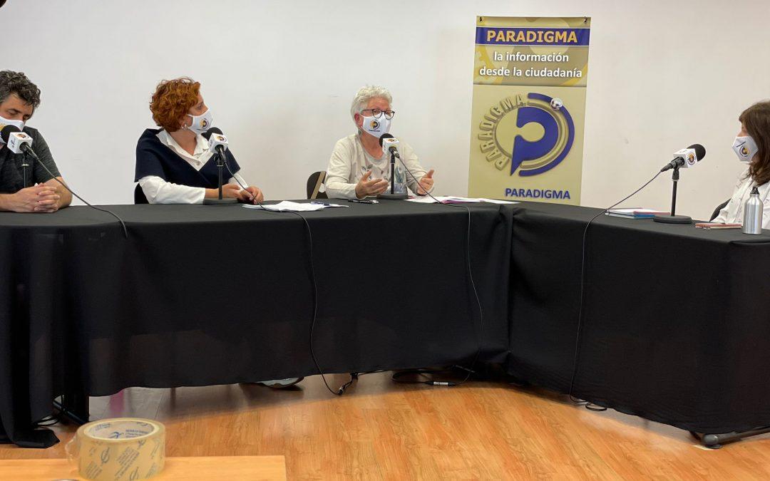 El próximo domingo 2 de mayo, estreno del debate sobre la Renta Básica Universal, en Paradigma Media Andalucía