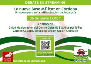 La nueva base militar de Córdoba a debate