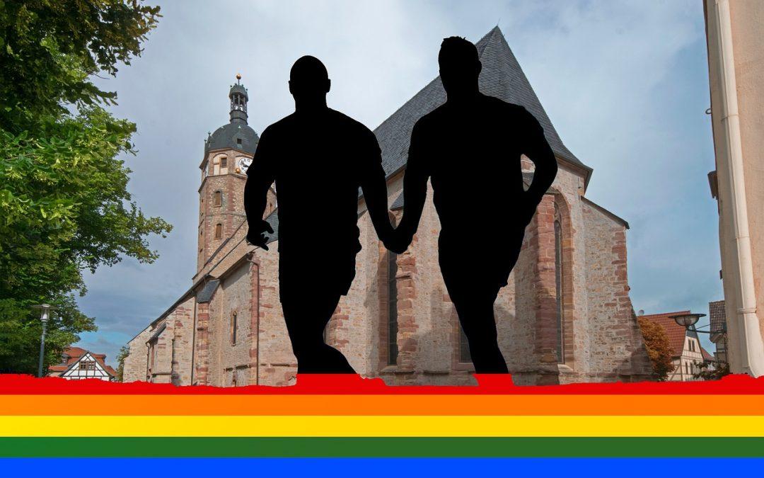 El fariseismo de la homosexualidad en la Iglesia