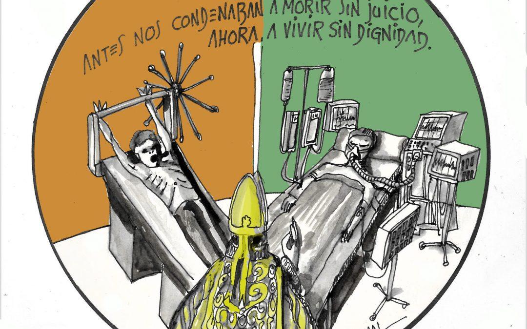 Arzobispo de Granada, no ofenda la vida