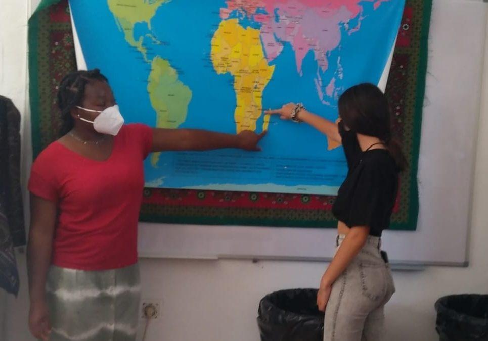 CIC BATÁ organiza una semana de actividades en torno al 25 de mayo, Día Mundial de África.