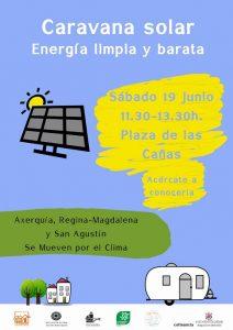 Caravana Solar @ Plaza de las Cañas