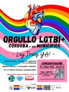 Día del Orgullo en Córdoba @ Vial Norte