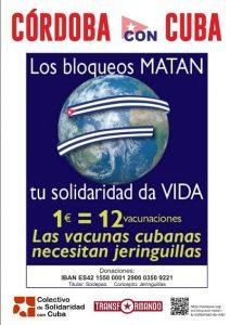 Córdoba con Cuba
