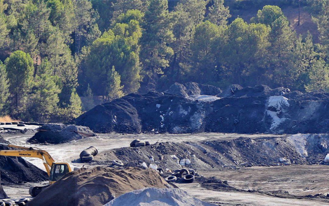 Ecologistas en Acción denuncia el transporte a Nerva de 70.000 toneladas de residuos peligrosos provenientes de Montenegro.