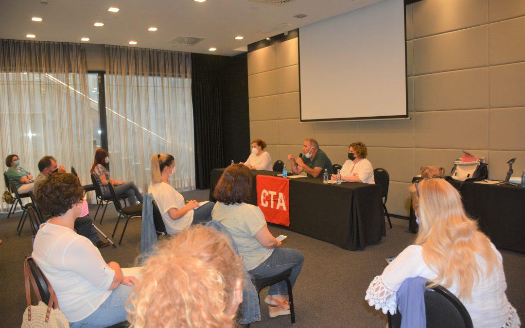 CTA celebra las primeras jornadas del Sector de Ayuda a Domicilio en Córdoba