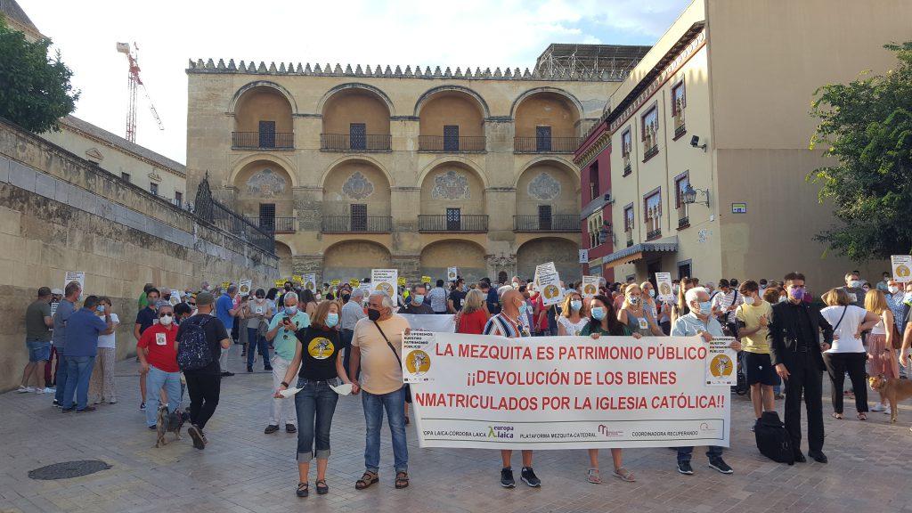 Andalucía Laica defiende la Ley de Patrimonio y apoya las alegaciones presentadas por Europa Laica y las plataformas por la recuperación de los bienes inmatriculados