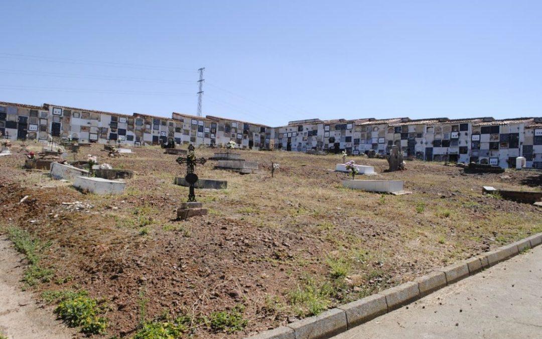 AREMEHISA inicia los trabajos de investigación en el cementerio municipal de Pueblonuevo