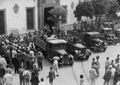 85 aniversario de La Columna Minera de Riotinto