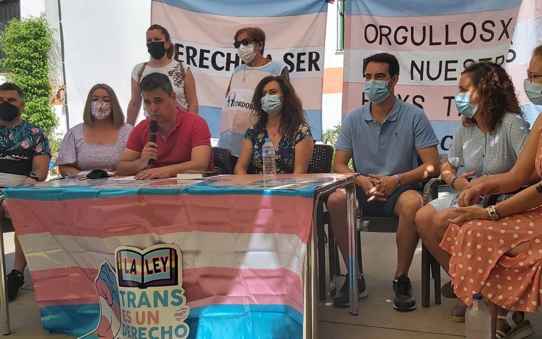 Padres y madres de niños y niñas trans reclaman la libre autodeterminación de sexo en menores