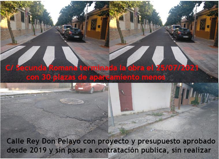 La A. Vecinal Guadalquivir se congratula por las victorias vecinales recientes, pero recuerda al Ayuntamiento que no olvidan todo lo pendiente de actuación