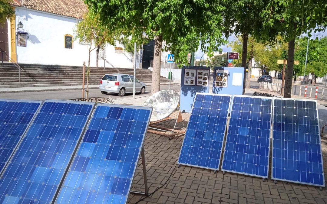 Ecologistas en Acción Andalucía urge a impulsar un modelo de energía renovable respetuoso con los ecosistemas y el territorio