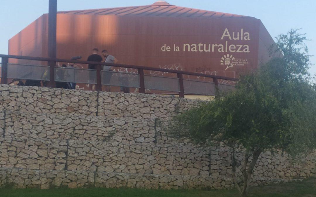 Valdeolleros demanda la reapertura del Aula de la Naturaleza