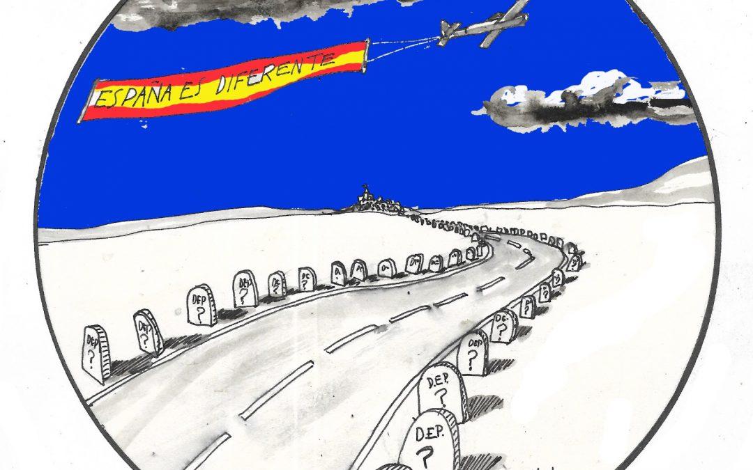 Edición número 42 de Domingos Laicos. Hoy, nueva Ley de Memoria Histórica