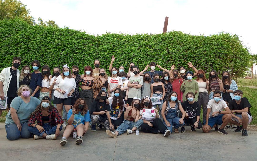 30 jóvenes de Plataformas de Solidaridad arrancan el curso con mucha motivación y ganas de vencer la apatía pandémica