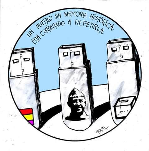 Nuevo Domingos Laicos. En el programa 44, La Ley de Memoria Democrática de Andalucía