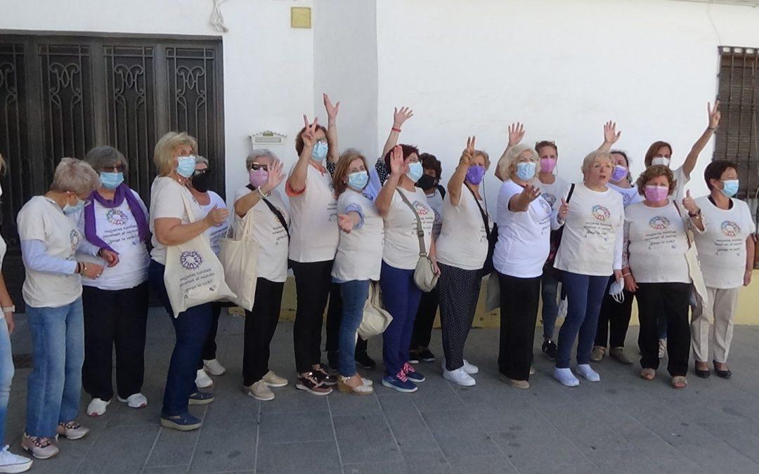 Celebrado en Villa del Río el Primer Encuentro de Mujeres Rurales organizado por CIC Batá