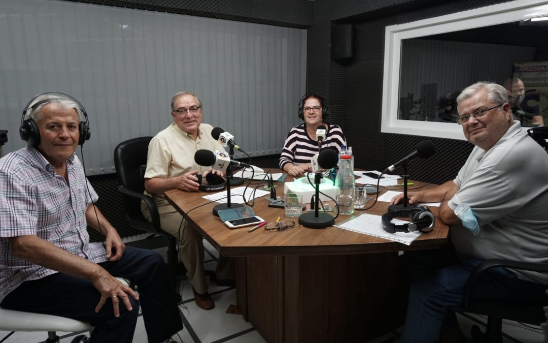"""Vuelven """"Los Domingos de Paradigma"""" a Paradigma Radio"""