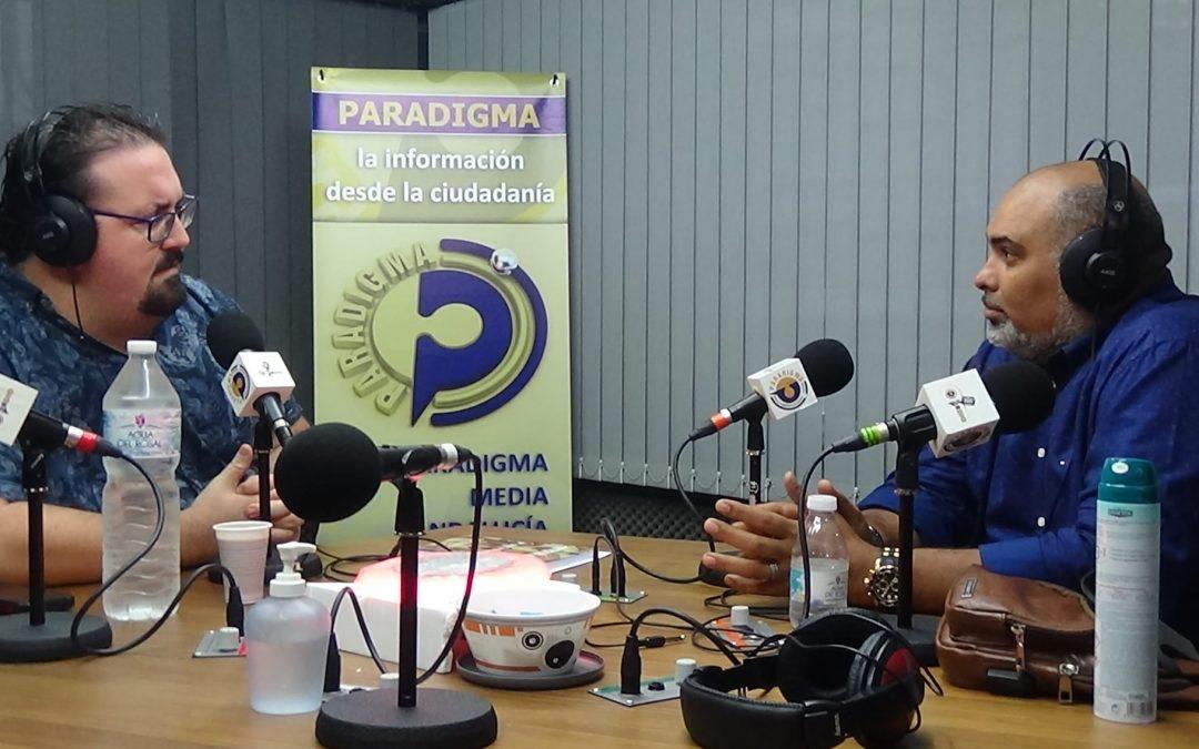 """Nueva """"Noche Paradigmática"""" en Paradigma Radio"""