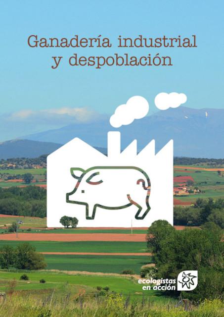 Ecologistas en Acción Andalucía denuncia que la ganadería industrial causa despoblación rural